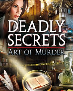 Art of Murder Deadly Secrets krabice