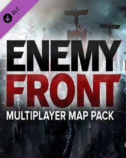 Enemy Front Multiplayer Map Pack krabice