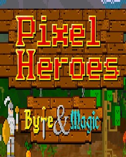 Pixel Heroes Byte & Magic