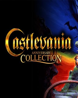 Castlevania Anniversary Collection krabice