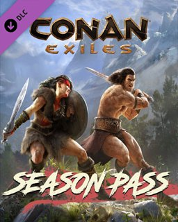 Conan Exiles Year 2 Season Pass krabice