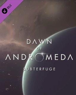 Dawn of Andromeda Subterfuge krabice