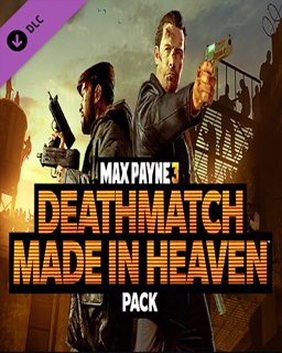 Max Payne 3 Deathmatch Made In Heaven Pack