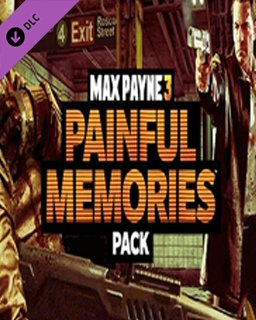 Max Payne 3 Painful Memories Pack