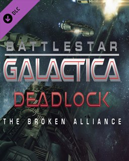 Battlestar Galactica Deadlock The Broken Alliance krabice