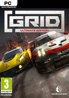 GRID Ultimate Edition krabice