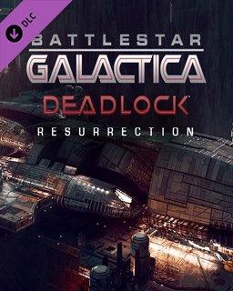 Battlestar Galactica Deadlock Resurrection krabice