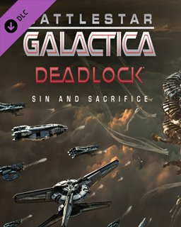 Battlestar Galactica Deadlock Sin and Sacrifice