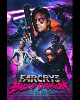 Far Cry 3 Blood Dragon krabice