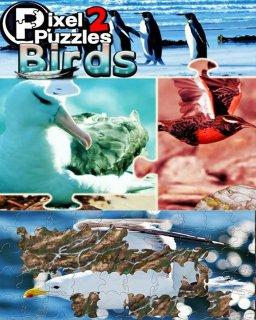 Pixel Puzzles 2 Birds krabice