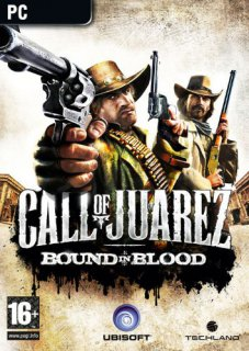Call of Juarez Bound in Blood krabice