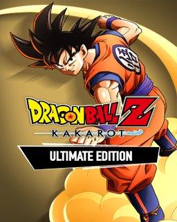 DRAGON BALL Z KAKAROT Ultimate Edition krabice