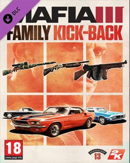 Mafia III Family Kick-Back Pack MAC