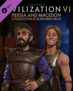 Civilization VI Persia and Macedon Civilization & Scenario Pack MAC