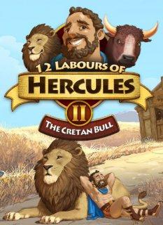 12 Labours of Hercules II The Cretan Bull krabice