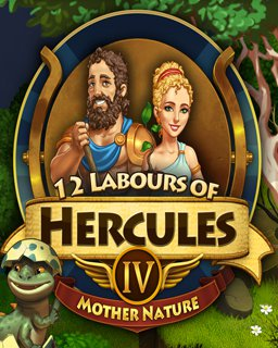 12 Labours of Hercules IV Mother Nature krabice