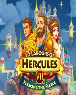 12 Labours of Hercules VII Fleecing the Fleece krabice
