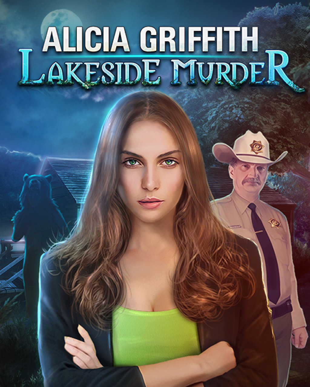 Alicia Griffith Lakeside Murder krabice