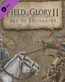 Field of Glory II Age of Belisarius krabice