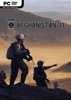 Afghanistan '11 krabice