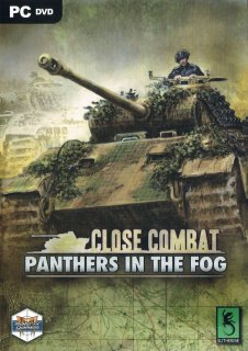 Close Combat Panthers in the Fog krabice