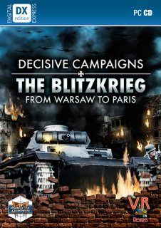 Decisive Campaigns The Blitzkrieg from Warsaw to Paris krabice