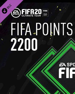FIFA 20 2200 FUT Points