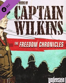 Wolfenstein II The New Colossus Episode 3 The Deeds of Captain Wilkins