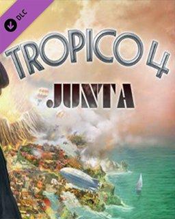 Tropico 4 Junta Military