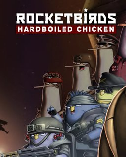 Rocketbirds Hardboiled Chicken