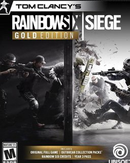Tom Clancys Rainbow Six Siege Year 3 Gold Edition