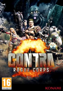Contra Rogue Corps Gold Edition