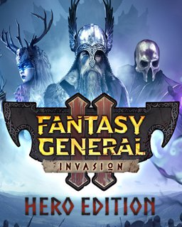Fantasy General II Hero Edition krabice