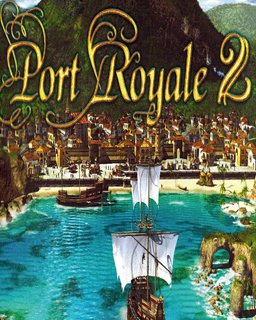 Port Royale 2 krabice