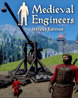 Medieval Engineers Deluxe Edition krabice