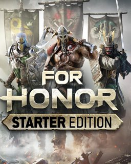 For Honor Starter Edition krabice