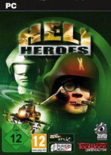 Heli Heroes krabice