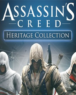 Assassins Creed Heritage Collection krabice
