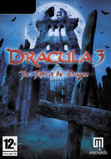 Dracula 3 The Path of the Dragon krabice