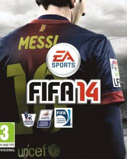 FIFA 14 krabice