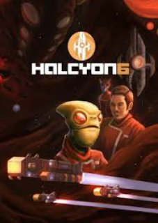 Halcyon 6 Starbase Commander LIGHTSPEED EDITION