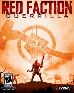 Red Faction Guerrilla krabice