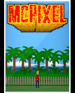 McPixel krabice