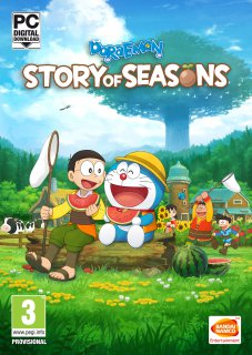 Doraemon Story of Seasons krabice