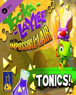 Yooka-Laylee and the Impossible Lair Trowzers Tonics