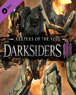 Darksiders III Keepers of the Void krabice