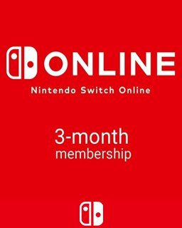 90 dní Switch Online Membership Individual krabice