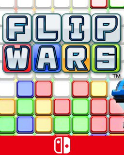 Flip Wars krabice