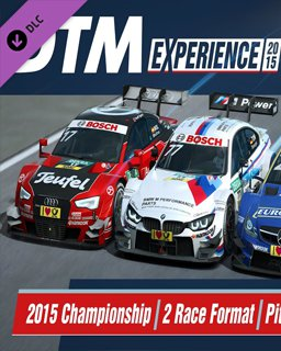 RaceRoom DTM Experience 2015