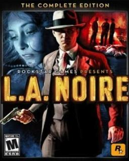 L.A. NOIRE Complete Edition krabice